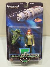 Moc Babylon 5 Lyta Alexander Action Figure 1997 Exclusive Toy Products Lot 2
