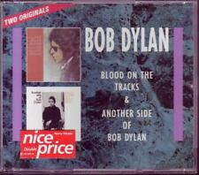 BOB DYLAN Blood On The Tracks & Another Side  2 CD FAT  BOX!