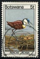 Botswana 1978 SG#415, 5t Birds Definitive Used #D48945