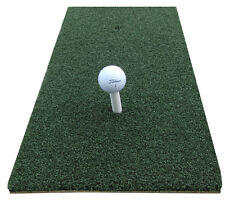 "11"" x 24"" Golf Chipping Club Mats Driving Range Practice Golf Mat With 5mm Foam"