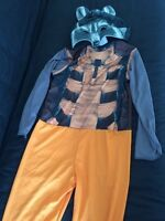 Guardians Of The Galaxy Rocket Raccoon Costume Childs One Size Fits Most