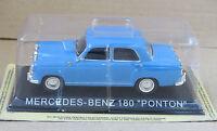 "Die Cast "" Mercedes W180 Ponton "" Legendary Cars Scale 1/43"