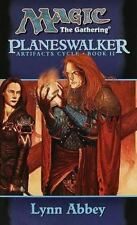 Magic the Gathering Artifacts Cycle: Planeswalker Bk. 2 by Lynn Abbey (1998,...