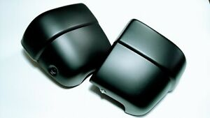 Isuzu Rodeo Rear Bumper Covers