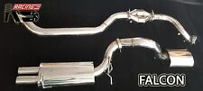 KS Racing FG Falcon 6CYL Turbo Back System