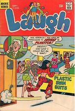 Laugh #222 1969 Archie Vg