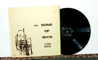 The Sons Of Bix's ‎– A Legend Revisited, LP 1976, Traditional Jazz - NM Vinyl