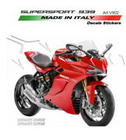 Kit adesivi new design per Ducati Supersport 939
