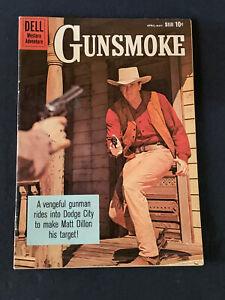 Gunsmoke #20 -1960-Dell-James Arness TV photo- FINE !! Rare !!!