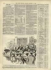 1891 William Rathbone Henry Tate Lancashire Philanthropists