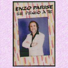 """ENZO PARISE """" SE PENSO A TE """" MUSICASSETTA  NUOVA 1990"""