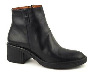 Post XChange Stiefelette Gioia 222208 black schwarz Echtleder Damen Schuh