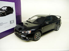 RUOTA 1:18 Import Racer decals incl 2 JadaToys Mitsubishi Eclipse Blu
