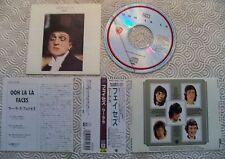 "ROD STEWART & FACES ""OOH LA LA""CD JAPANESE EDITION INCLUDING OBI WPCP4039 RARE"