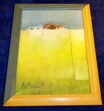Original künstlerische Malerein der Zeit Acryl-Leinwand im Impressionismus-Stil