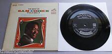 "Sam Cooke - Best Of Volume 2 USA 1965 RCA 6 Track Jukebox 7"" EP P/S"