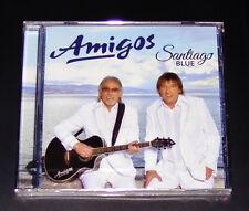 AMIGOS SANTIAGO BLEU CD EXPÉDITION RAPIDE NEUF ET DANS L'EMBALLAGE D'ORIGINE