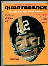 Quarterback #11 Aug 1970 Terry Bradshaw Larry Brown Joe Morrison       MBX16