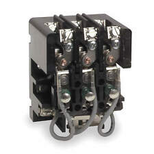 Power Relay, 11 Pins, 12VDC Coil Volts, 25 Contact Amp Rating (Resistive)