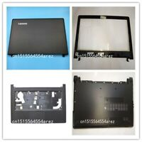 Original and New Lenovo Ideapad 110-14ISK LCD Rear/lcd Bezel/Palmrest/Base Cover