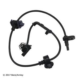 ABS Wheel Speed Sensor Front Left Beck/Arnley 084-4346 fits 06-11 Honda Civic