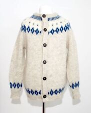 Unbranded Men's Fair Isle, Nordic Button-Front Jumpers & Cardigans
