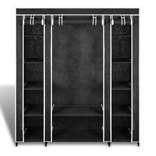 Unbranded Metal & Fabric Armoires & Wardrobes