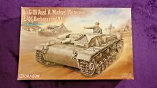 Dragon 9031 1:35 Stug III Ausf.A Michael Wittman 'LAH' Barbarossa 1941 Model Kit