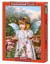 NUOVO! Castorland Farfalla Dreams 1000 pezzo nostalgico Puzzle 103232