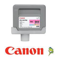 Canon PFI-301PM Photo Magena Ink iPF 8000 9000 8100 9100 8100S 9100S OEM NEW