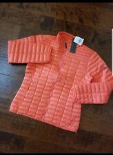 Adidas Outdoor Women's Flyloft Coral Jacket Size Medium