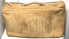 T.Anthony  Rare Vintage Soft Leather Suitcase Luggage