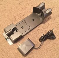 Dyson Genuine Handheld Vacuum AC Adapter, Wall Mount Dock and Accessories Holder