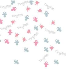 Baby Shower Party Table Confetti 14g - 'Tiny Feet' Range from Inspire Your Party