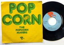 POPCORN MAKERS 45 Popcorn / Toad In The Hole RIVIERA France PIC SLEEVE    c2893