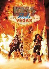 Kiss Rocks Vegas - Live at The Hard Rock Hotel 5034504122178 DVD Region 2