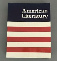 BJU Press Bob Jones 11th - American Literature Student Text 3rd Ed.  Current
