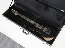 DEAN Rusty Cooley 7-string electric GUITAR Metallic Black new w/ CASE - RC7X