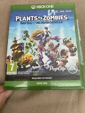 Plants Vs. Zombies batalla por neighborville (Microsoft Xbox One)