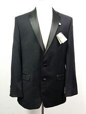NEW - Lauren Ralph Lauren - Larry Tuxedo Jacket Only - Size 42 - Black