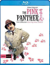 PINK PANTHER: FILM COLLECTION (6 disc box set)  - BLU RAY - Region A