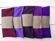 5 Wholesale Organic Lavender & Flaxseed Eye Pillow, Yoga, Meditation, Relaxation