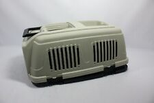 "Animal Treasures PS7910 Deluxe Dog Kennel, X-Large/33"", Gray/White  - Preowned"