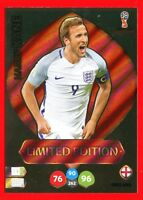 WC RUSSIA 2018 -Panini Adrenalyn- Card Limited Edition - KANE - ENGLAND