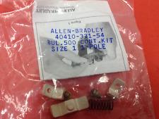 Allen-Bradley - P/N: 40410-331-54 - Contact Kit - Size 1, 1 Pole - NEW
