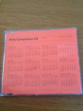 Rare Sony Promo Compilation Cd Inxs/Springsteen/Offspring Etc Mint