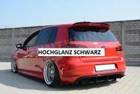 Golf 6 VI GTI Heckspoiler Dachspoiler R20 VW GTD R Heckflügel Rear Spoiler