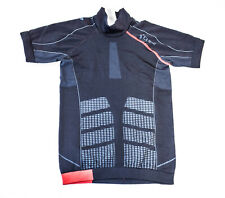 Functional Vest Cube Conditions short Sleeve Baselayer Size S #11217 Blackline