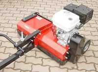 Vertikutierer Entmooser Moosentferner AR949-H 95cm Rasenlüfter für Rasentraktor