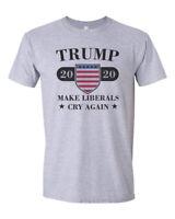 Trump 2020 Shirt Republican Conservative T-Shirt MAGA Snowflakes